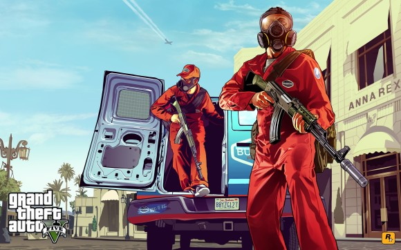 Artwork Pest Control do GTA V