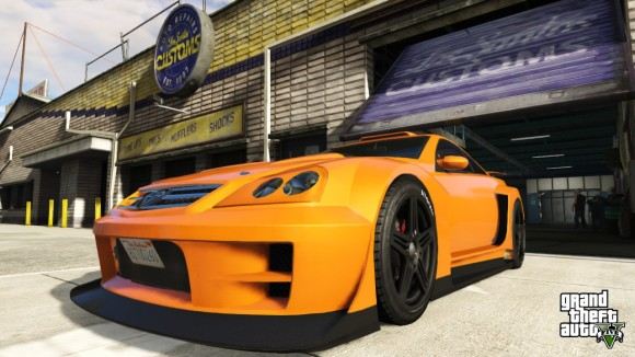 Tuning de carros no GTA V