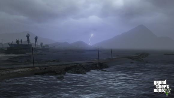 Tempestade no GTA V