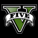 logo gta five