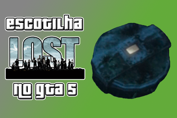 Escotilha Lost GTA V