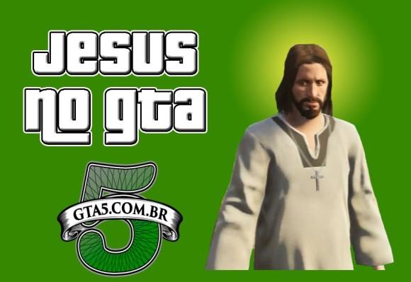 Jesus no GTA V