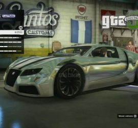 Truffade Adder GTA V 9