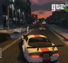 Circuito da Cidade Corrida de Rua GTA V