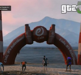 Triatlo Cross Country Coyote GTA V
