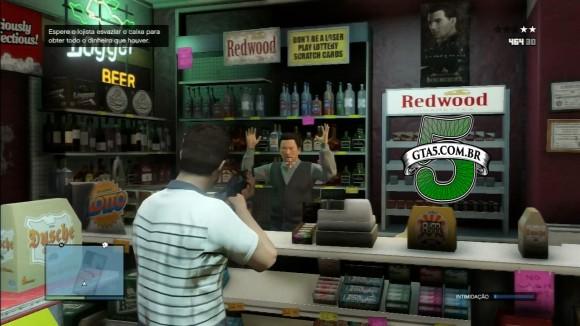 Assalto no GTA Online