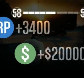 Como ganhar dinheiro no GTA Online