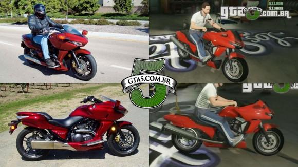 Dinka Thrust e Honda DN-01 do GTA V Online