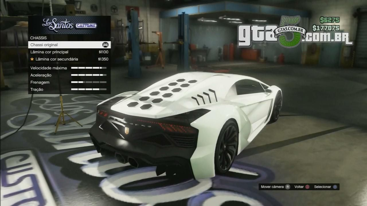 Zentorno gta v cheat