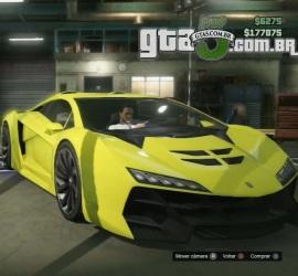 a Pegassi Zentorno do GTA V e GTA Online 34