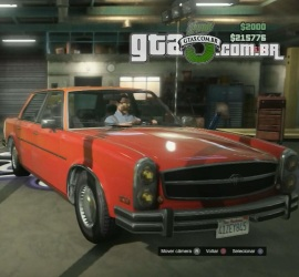 Benefactor Glendale do GTA Online