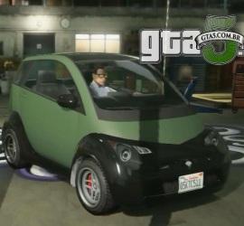 Benefactor Panto do GTA V Online