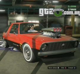 Declasse Rhapsody do GTA Online