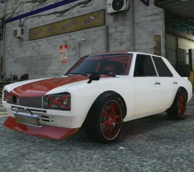 Warrener gta v