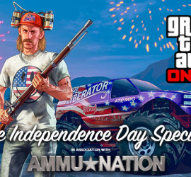 The Independence Day Special do GTA Online