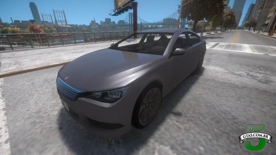 Mod Ubermacht Oracle do GTA V no GTA IV 2