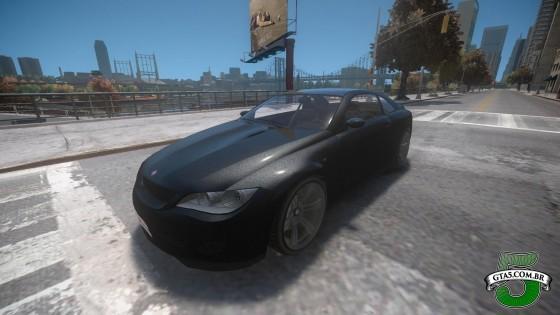 Mod Ubermacht Zion XS do GTA V no GTA IV 2